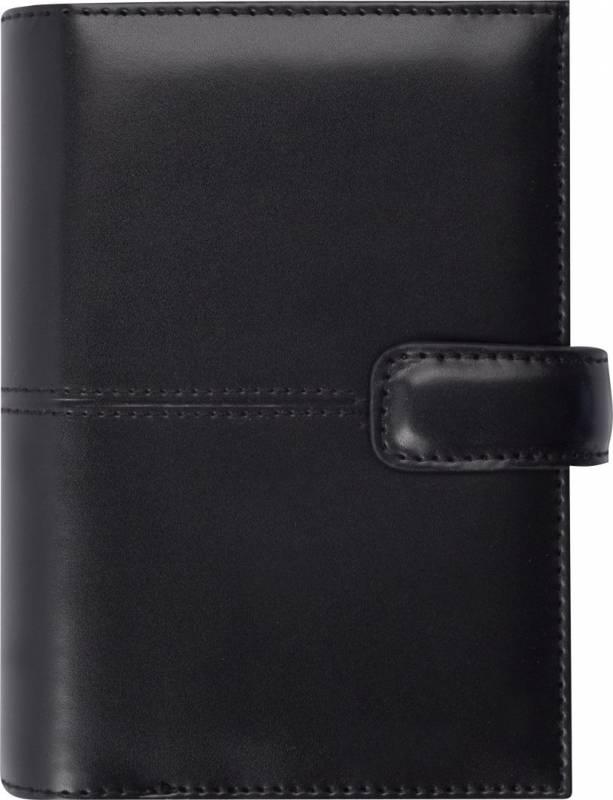 Ugekalender System Mini kunstskind,sort 8x12,6cm tværformat 19 3522 00