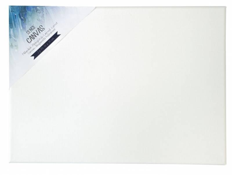 Image of   Lærred Sense Artist Canvas 33x24cm 2-pack