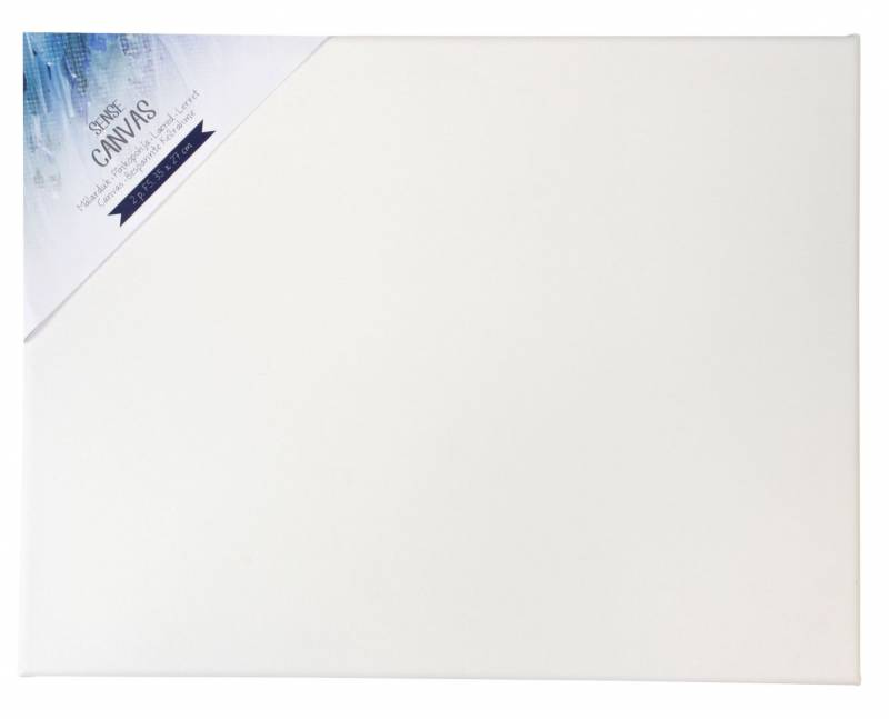 Image of   Lærred Sense Artist Canvas 35x27cm 2-pack