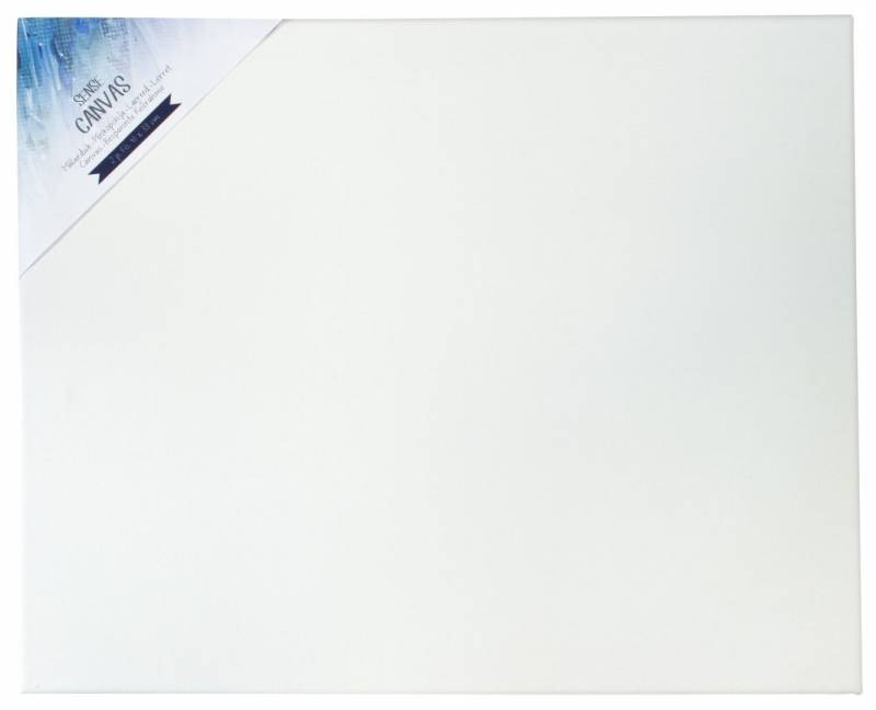Image of   Lærred Sense Artist Canvas 41x33cm 2-pack