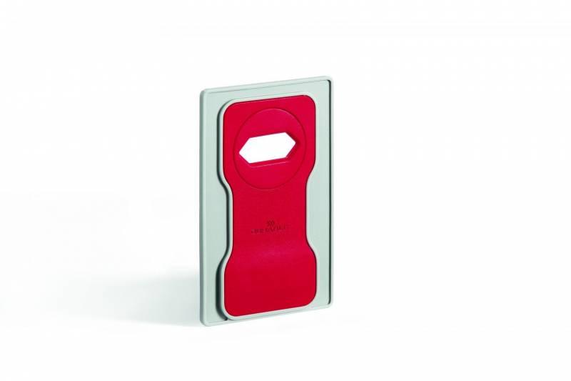DURABLE VARICOLOR Rød T/opladning