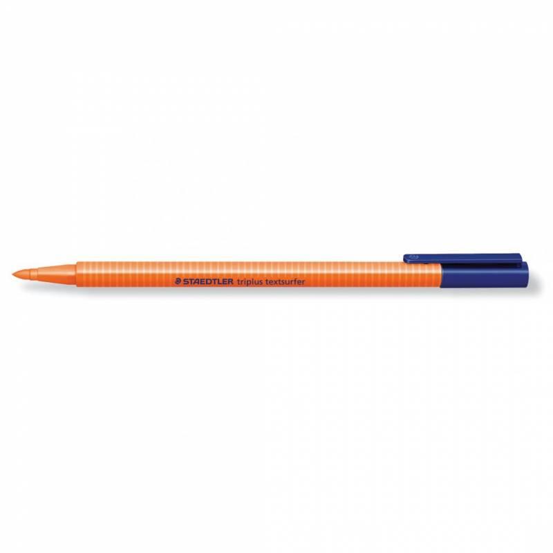 Image of   Tekstmarker STAEDTLER 362 Triplus 1-4mm Neon Orange