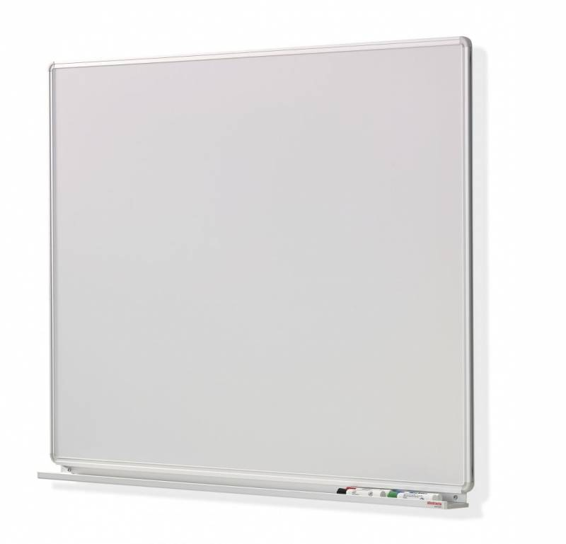 Whiteboardtavle Uniti 2018x1248mm m/pennehylde