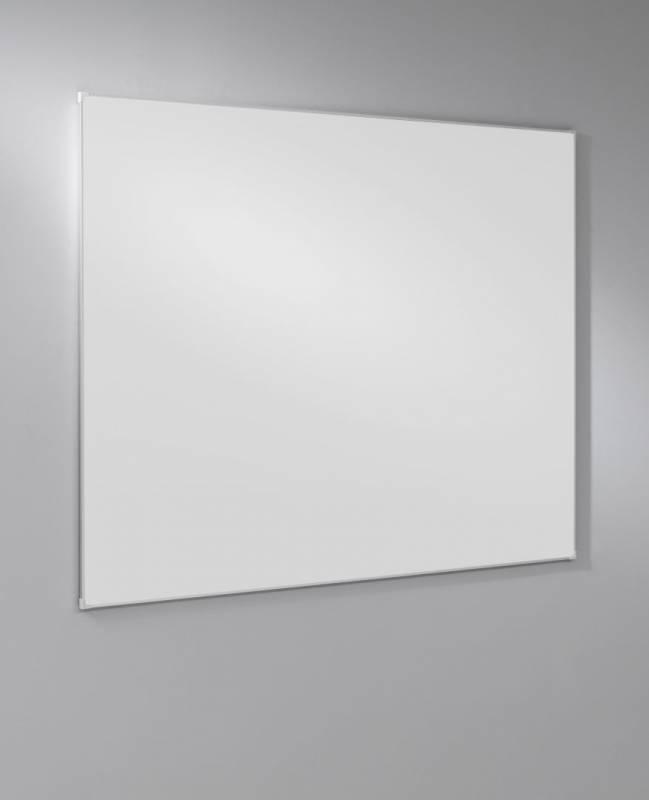 Whiteboardtavle Lintex Boarder 1205x1205mm m/pennehylde