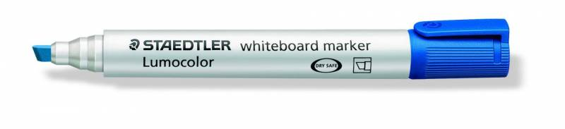 Image of   Whiteboardmarker Staedtler 2-5mm blå 351B-3