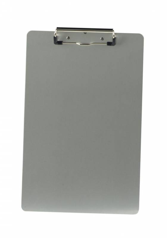 Image of   Clipboard A4 aluminium Office DEPOT