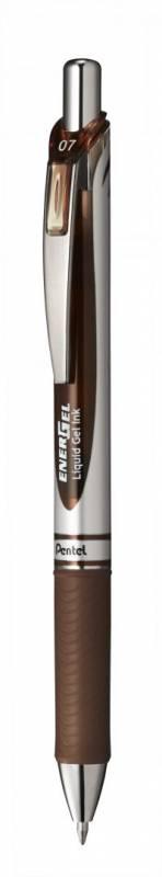 Image of   Rollerpen Pentel Energel brun 0,7mm BL77