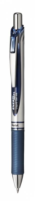 Image of   Rollerpen Pentel Energel blåsort 0,7mm BL77
