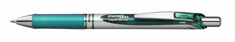 Image of   Rollerpen Pentel Energel turkis 0,7mm BL77