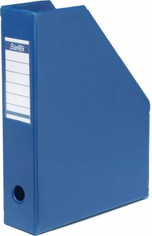 Billede af Tidsskriftskassetter Maxi blå A4 ELBA (4010)