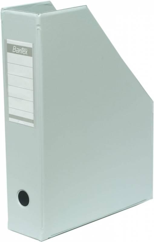 Billede af Tidsskriftskassetter Maxi grå A4 ELBA (4010)
