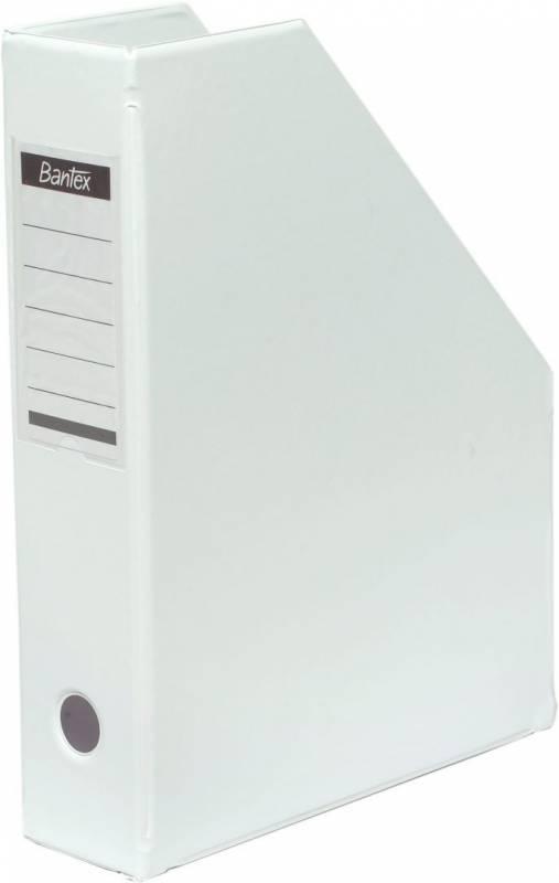 Billede af Tidsskriftskassetter Maxi hvid A4 ELBA (4010)