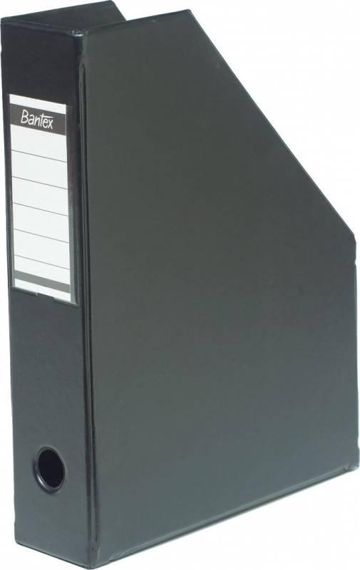 Billede af Tidsskriftskassette Elba sort A4 Maxi (4010)