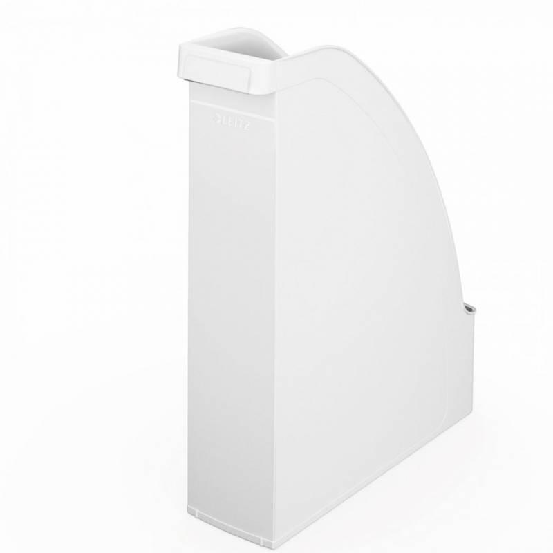 Billede af Tidsskriftsamler Leitz Plus A4 bredde 70mm hvid