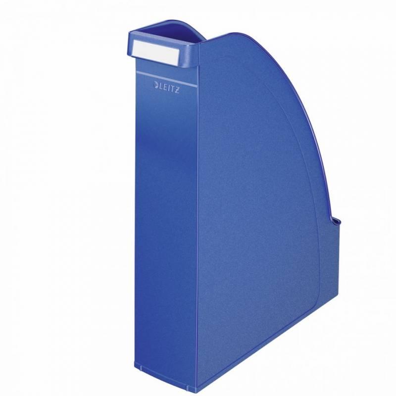 Billede af Tidsskriftsamler Leitz Plus A4 bredde 70mm blå