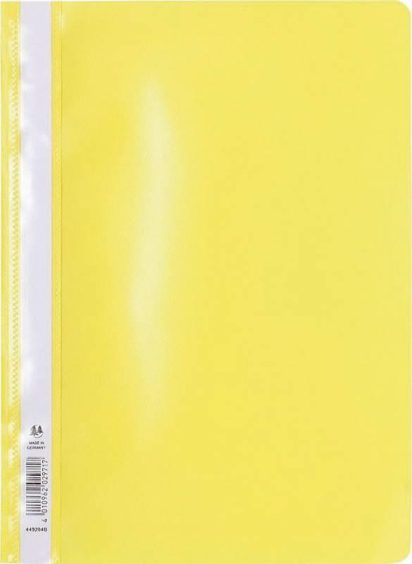 Billede af Tilbudsmappe PP niceday gul A4 u/lomme 180687