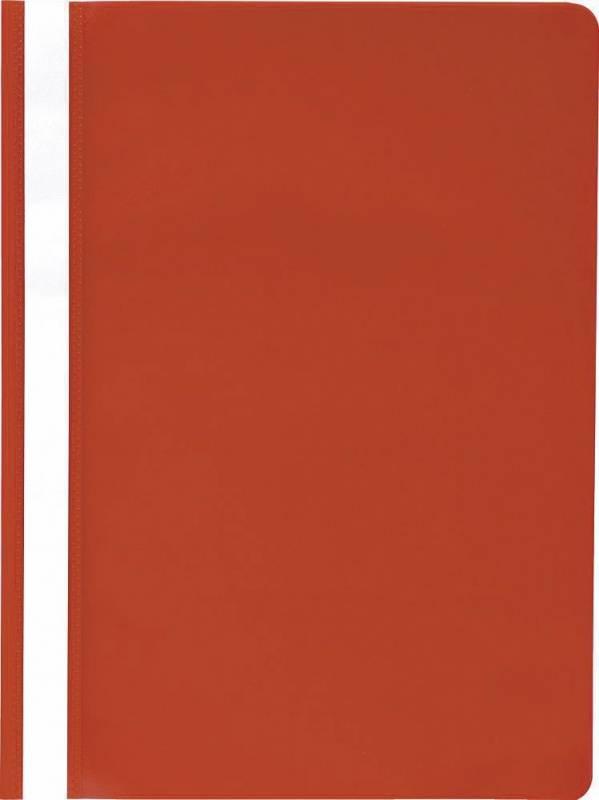 Billede af Tilbudsmappe PP niceday rød A4 u/lomme 180688