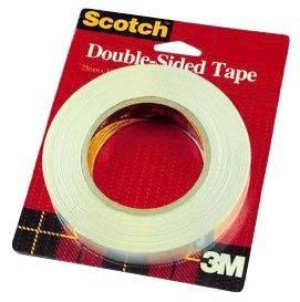 Billede af Tape dobbeltklæbende klar 12,7mmx32,9m 665