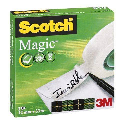 Billede af Tape Magic 810 12mmx33m