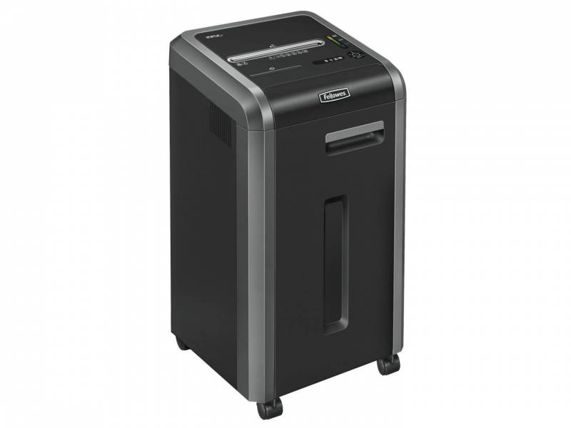 Makuleringsmaskine 225CI - 60L Fellowes 20-22 ark P-4 Cross-cut 4x38mm