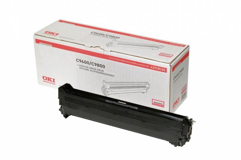 Oki Toner Magenta 15000pages C9600 C9800