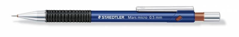Image of   Pencil Marsmicro blå 0,5mm