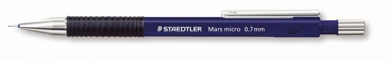 Billede af Pencil Marsmicro blå 0,7mm