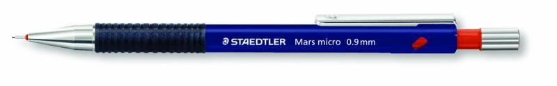 Image of   Pencil Marsmicro blå 0,9mm