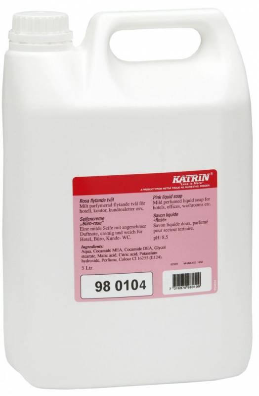 Image of   Sæbe Katrin Liquid Soap 5l m/farve & parfume 980104