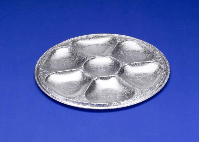 Image of   Catering platte m/7 rum Ø277xH15mm 6533 70stk/pak