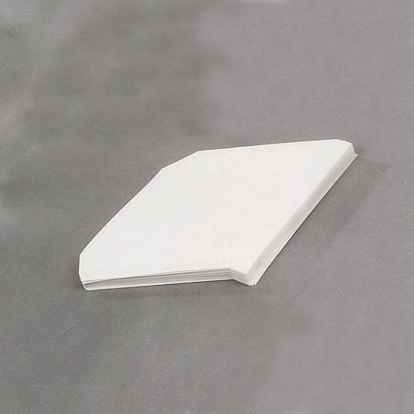 Filterposer pyramide 202 100stk/pak
