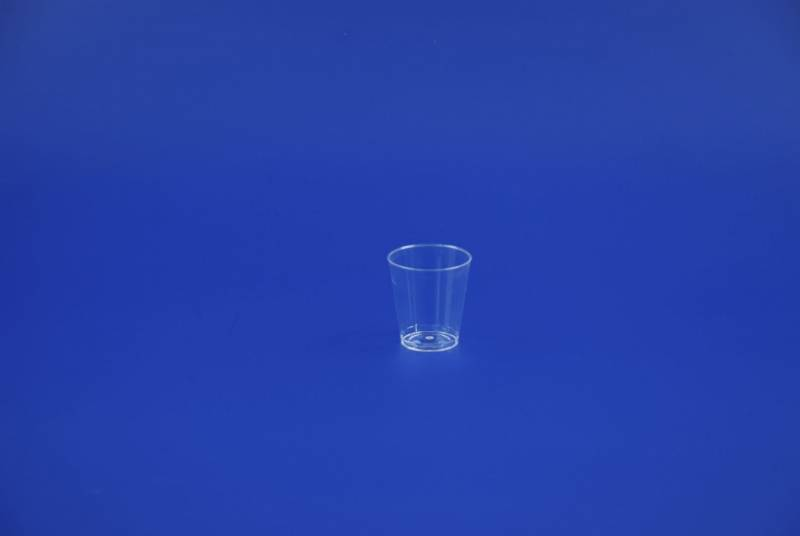 Image of   Plastikglas 3cl 50stk/ps