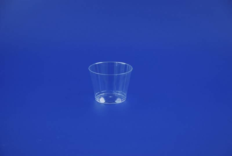 Image of   Plastikglas 12,5cl 1120 40stk/ps