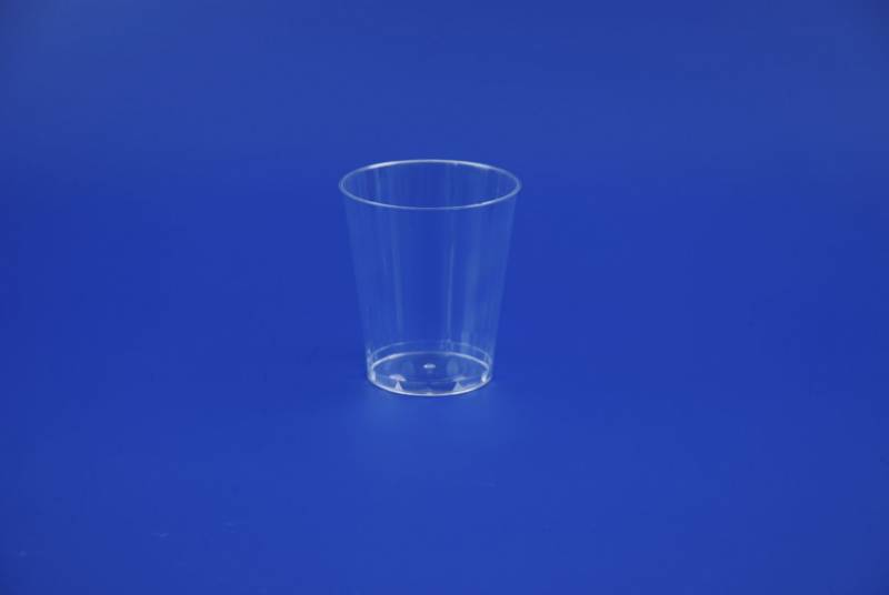 Image of   Plastikglas 24cl PS 1240 40stk/ps