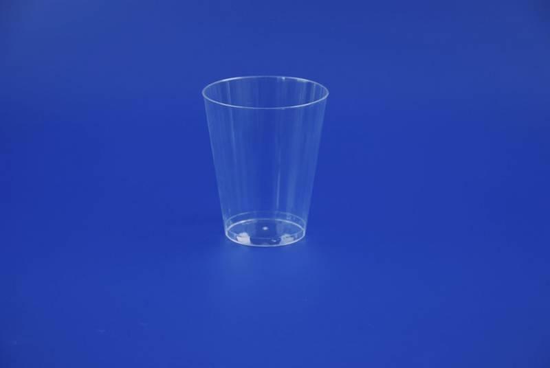 Billede af Plastikglas 33cl 1330 25stk/ps