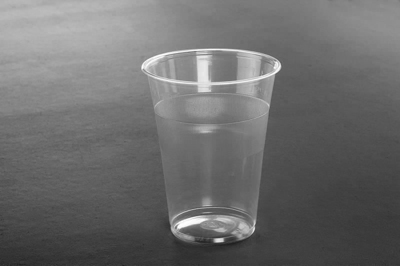 Image of   Plastikglas blød 25cl PP 50stk/ps total 35cl