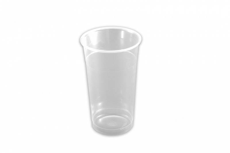 Image of   Plastikglas blød 40cl PP P502 40stk/ps total 50cl
