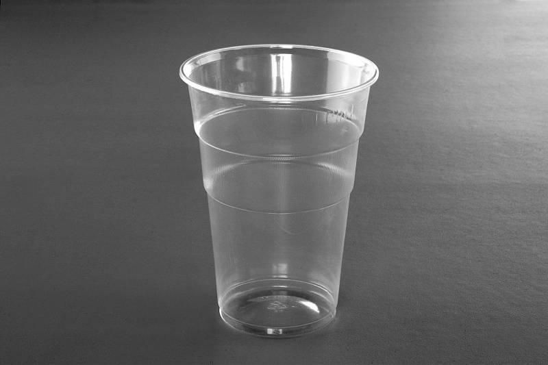 Image of   Plastikglas blød 50cl PP 50stk/ps total 63cl