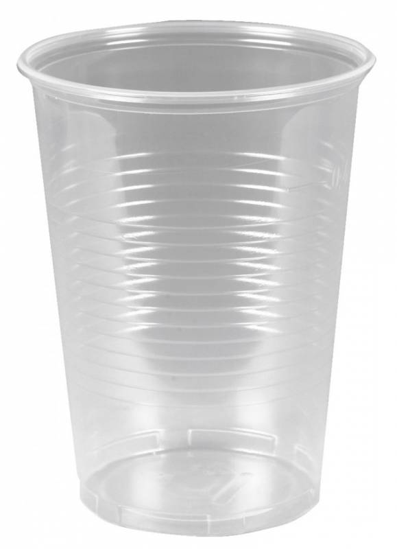 Image of   Plastikglas blød 40cl PP (øl) 50stk/ps (målestreg 0,4)