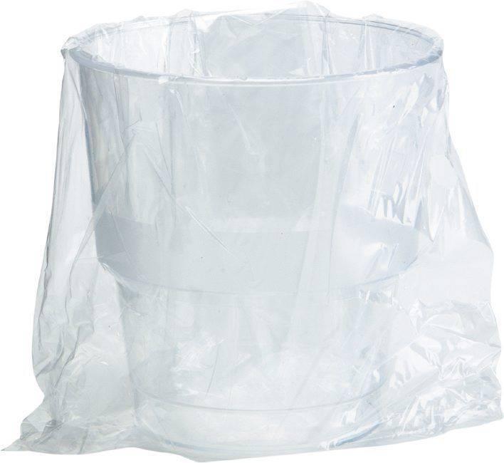 Billede af Plastglas indpakket Duni 25cl 1050stk/ps eks. hygiejne