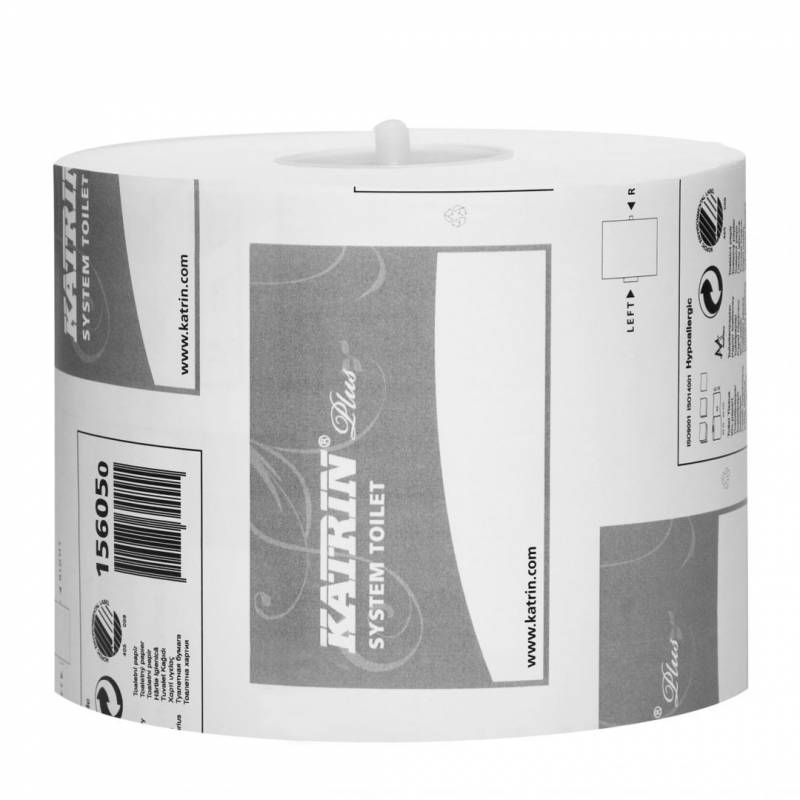 Image of   Toiletpapir Katrin P Syste 680 2-lags 85m 36rl/kar 156052