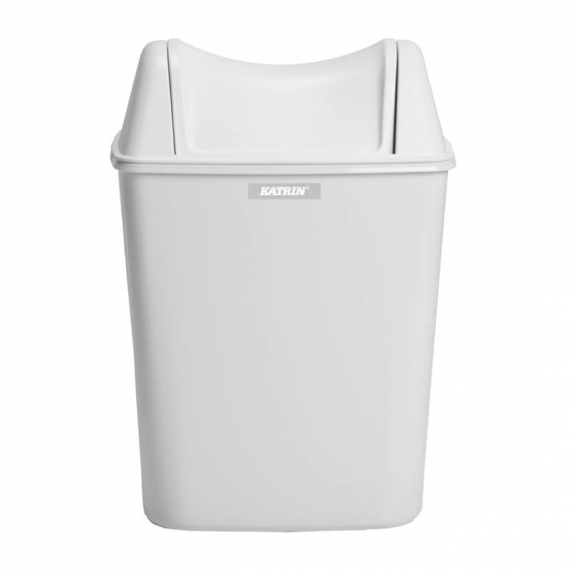 Image of   Affaldskurv t/hygiejneartikler Katrin Hygiene Bin hvid 91851