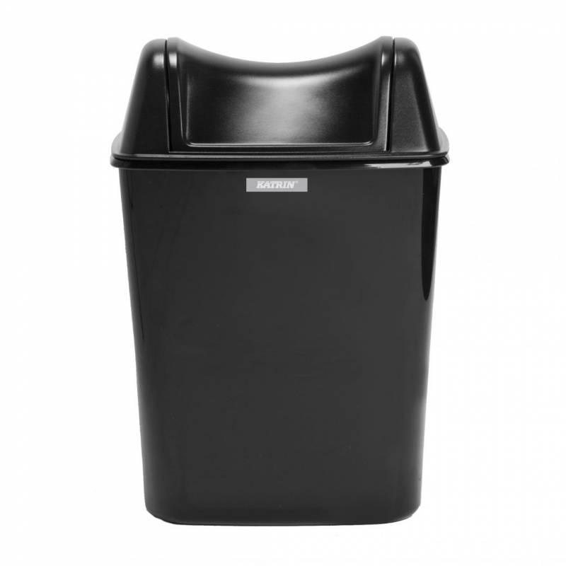 Image of   Affaldskurv t/hygiejneartikler Katrin Hygiene Bin sort 92223