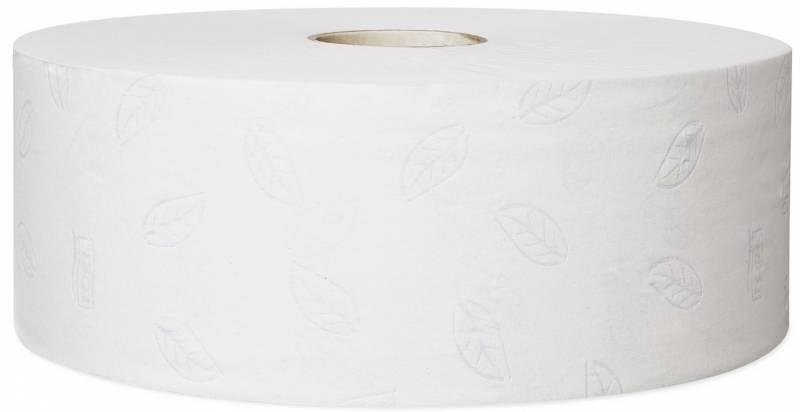 Image of   Toiletpapir Tork Jumbo T1 360m PremSoft 2-lag 110273 6rul/kar