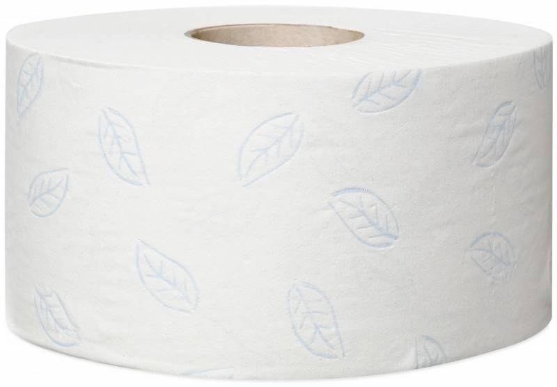 Billede af Toiletpapir Tork Jumbo Mini T2 PremSoft 2-lag 170m 110253 12r