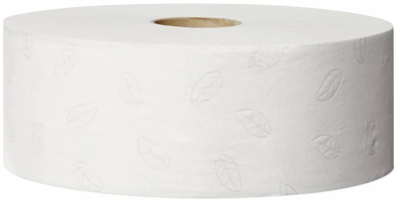Billede af Toiletpapir Tork Jumbo T1 Advanced 1-lag 110162 6rl/kar