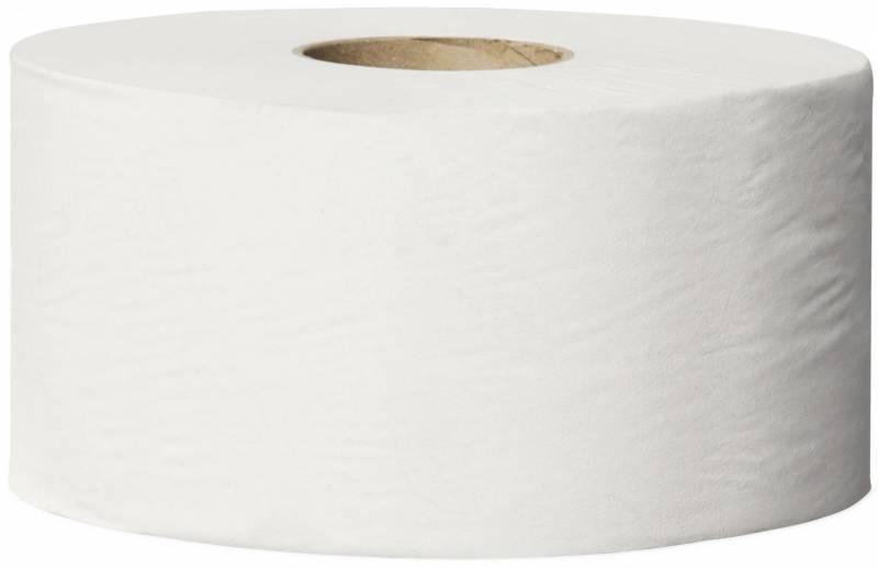 Image of   Toiletpapir Tork Jumbo Mini T2 Univers 1-lag 240m 120161 12rl
