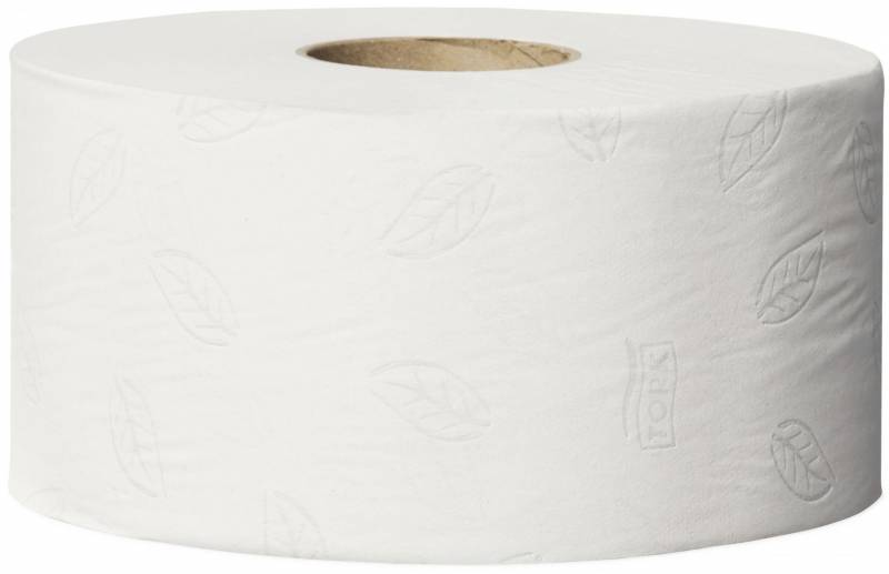Billede af Toiletpapir Tork Jumbo Mini T2 Advanced 2lag 170m 120280 12rl