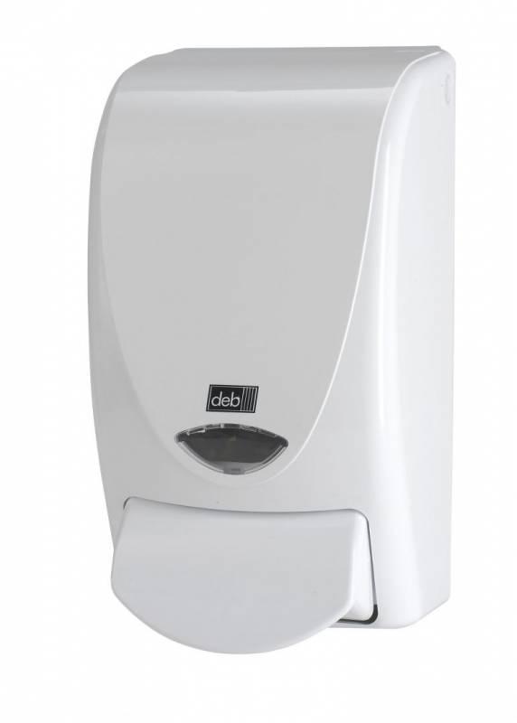 Billede af Dispenser Deb Uno Proline hvid t/1l patroner 4163