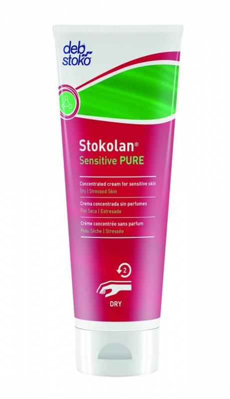 Hudcreme Stokolan Sensitive PURE 100ml SSP100ML